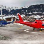 Аренда частного вертолета BELL 206 B3 model-4 в Женеве, Цюрихе, Берне
