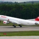Swiss запустил рейс из Цюриха в Киев