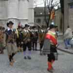 Женева готовится к Празднику штурма